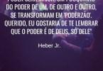 O poder é de Deus