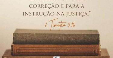 2 Timóteo 3:16