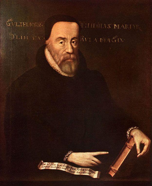 William Tyndale foi outro tradutor famoso que perdeu a vida por causa do livro sagrado