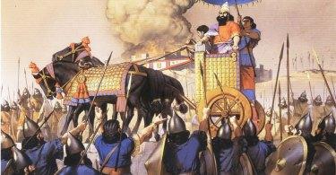 O Rei da Assíria