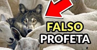 Os Falsos Profetas Dizem: