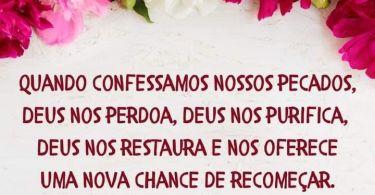 Confessar os Pecados