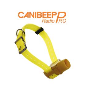 Adicional Canibeep Radio Pro Amarillo