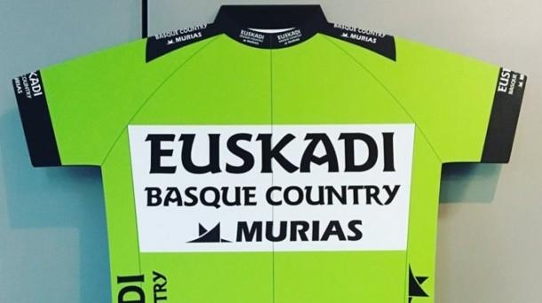 Euskadi Basque Country Murias. Foto: @MuriasTeam