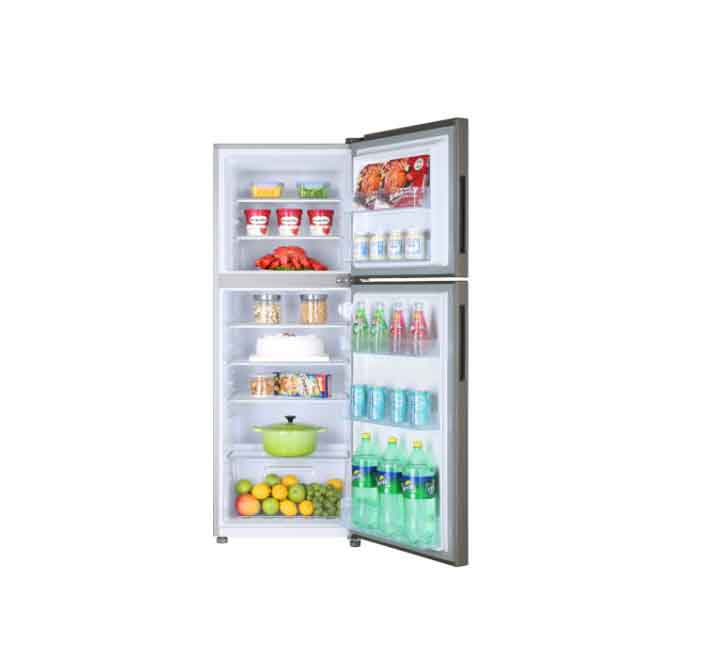 Haier E-Star Series Top-Freezer Direct Cooling Refrigerator - Product No:  HRF - 276EPR