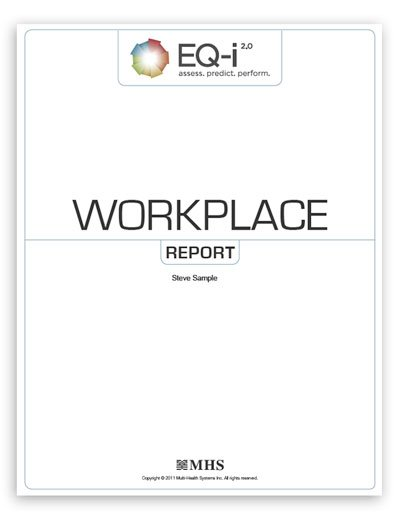 New sample reports (EQ-i and EQ 360)