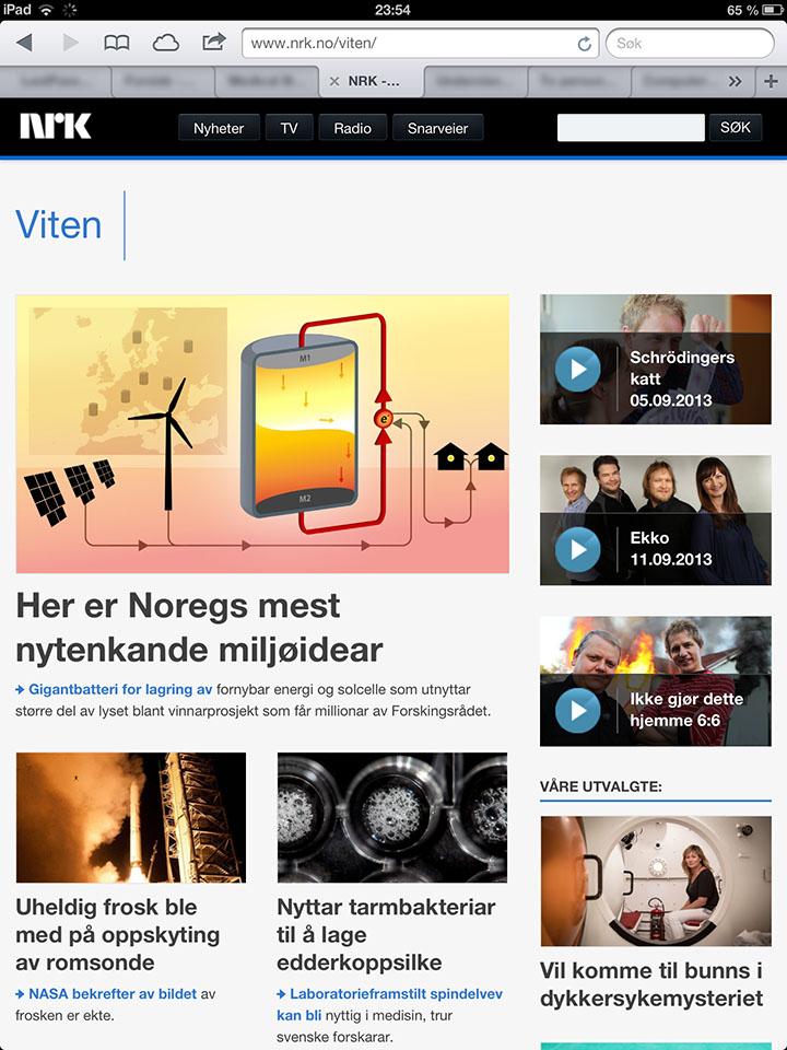 NRK_viten