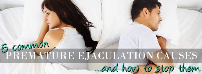 5 Common Premature Ejaculation And How To Stop Them