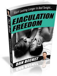 Last Longer In Bed With The Ejaculation Freedom Training Program