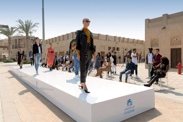 Making the community a catwalk: City Centre malls launch world's first outdoor fashion show on Google Street View in Dubai