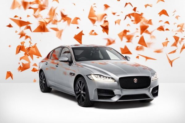 BEST OF BRITISH: JAGUAR AND PHOTOGRAPHER RANKIN COLLABORATE TO CREATE STUNNING NEW ART