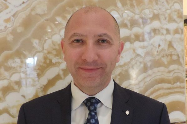 INTERCONTINENTAL ABU DHABI APPOINTS EXECUTIVE ASSISTANT MANAGER IN CHARGE OF FOOD & BEVERAGE