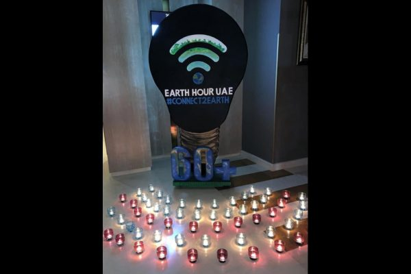 Two Seasons joins the Earth Hour movement