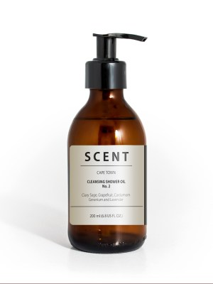 CLEANSING SHOWER OIL NO 2 – 200 ML