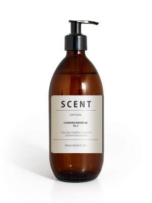 CLEANSING SHOWER OIL NO 2 – 500 ML