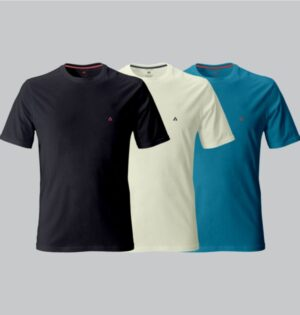 Kit Camiseta Masculina Bordada 1