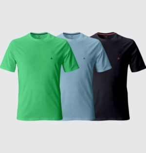 Kit Camiseta Masculina Bordada 2