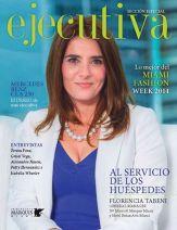 portada de ejecutiva magazine