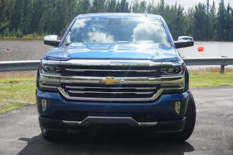 2016 Chevrolet Silverado High Country 4WD Crew