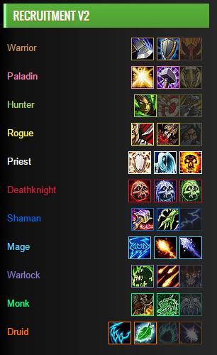 World Of Warcraft Legion Zero WordPress Theme