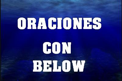 Oraciones Con Below En Inglés