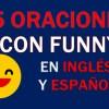 25 Oraciones En Inglés Con Funny | Sentences With Funny