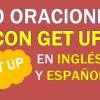 30 Oraciones Con Get Up En Inglés ✔ Frases Con Get Up 🥇