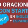 Nuevas 30 Oraciones Con Start En Inglés | Frases Con Start