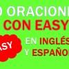 30 Oraciones En Inglés Con Easy | Frases Con Easy