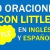 30 Oraciones Con Little En Inglés | Frases Con Little