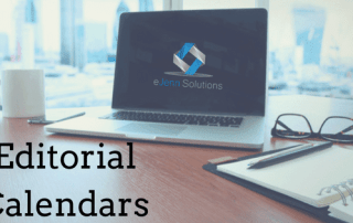 editorial calendars for social media