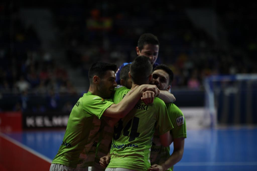 Juego de Cinco: Primer día de cuartos de final de la Copa de España