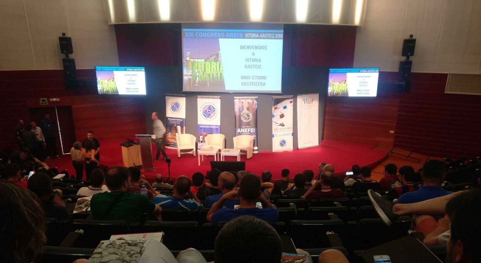 XXI Congreso de ANEFS: Notas a Vuela Pluma