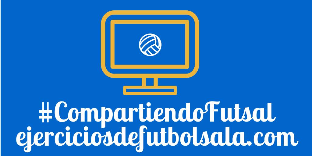 Recomendaciones para entrenadores de fútbol sala. Día 50º de la Cuarentena por el COVID-19