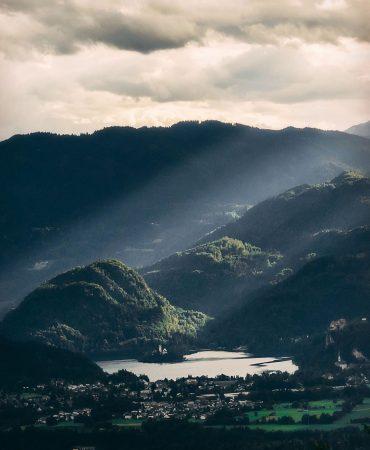 Bled in Blejsko jezero