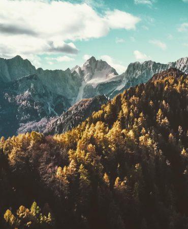 Kranjska Gora naaravni ambient