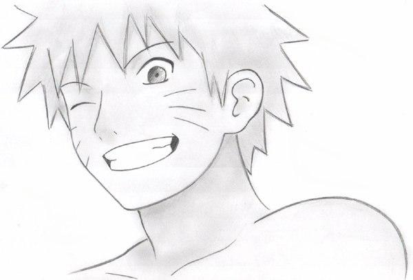 """Красивые рисунки аниме """"Наруто"""""""