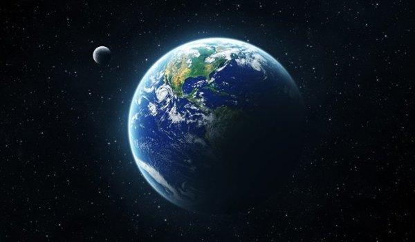 Невероятные фото Земли из космоса