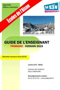 Guide de l'enseignant - Livret neige Méaudre 2018
