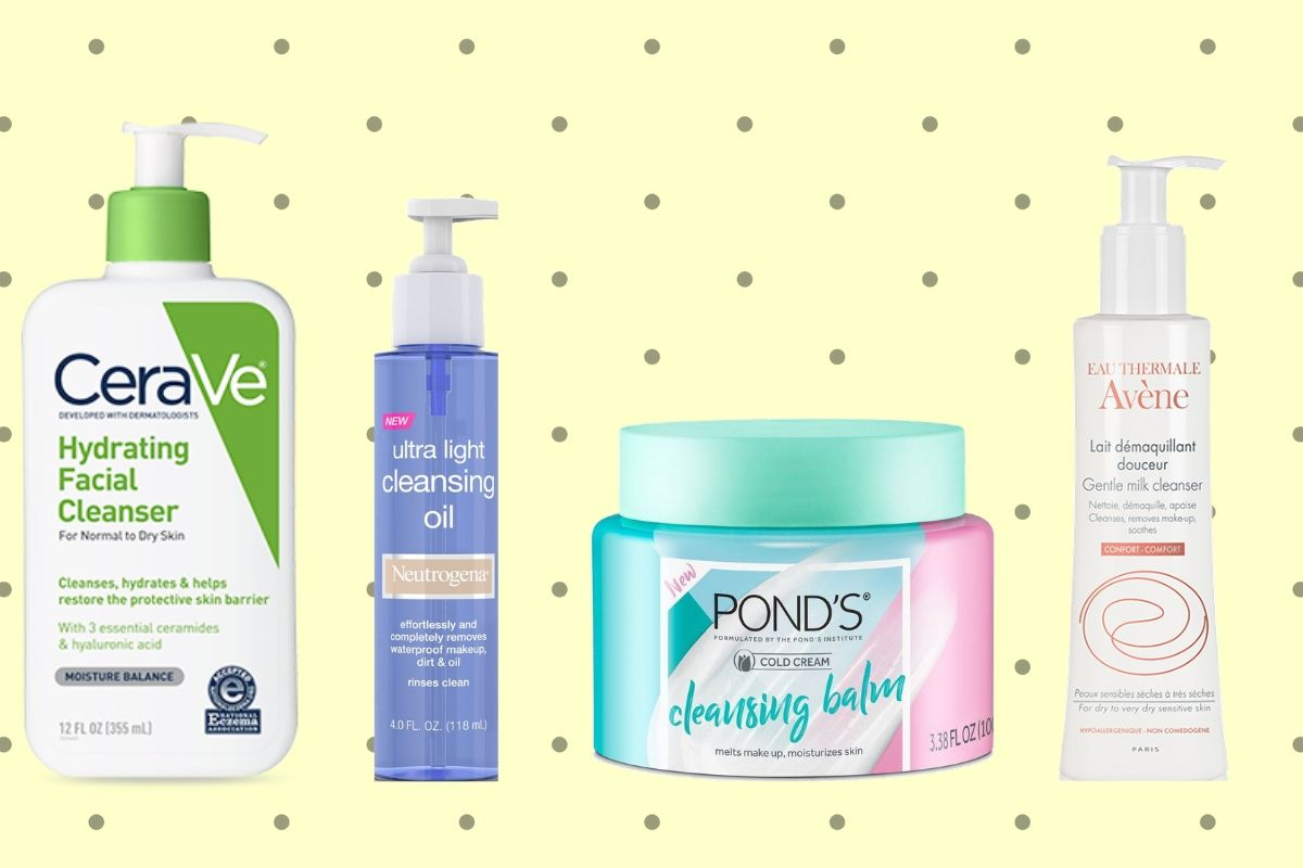 The 10 Best Drugstore Face Washes For Dry Skin 2020