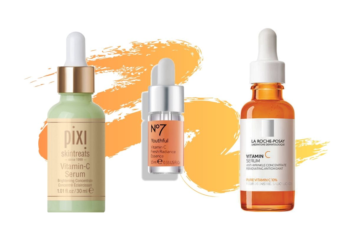 The 11 Best Drugstore Vitamin C Serums For Glowing Skin 2020