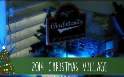 2014 Christmas Village