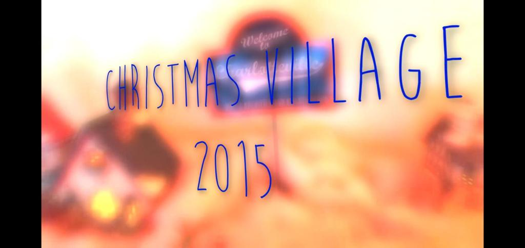 christmasvillage2015