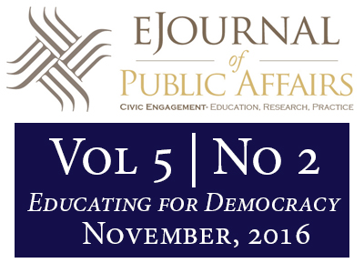 Image of eJournal volume 5 issue 2
