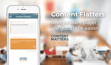 Content Flatter - Expertise