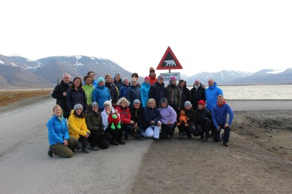 Understanding climate in Svalbard