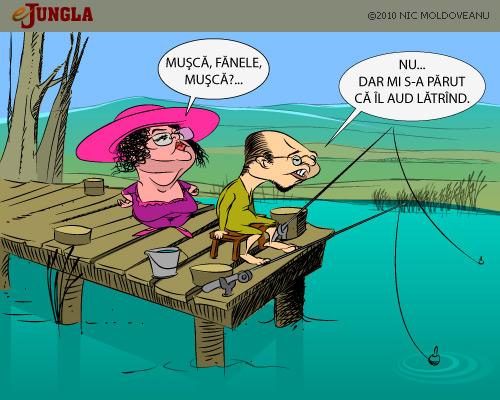Pescar amator