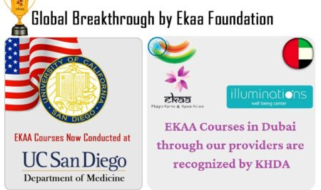 Global Breakthrough by EKAA Foundation