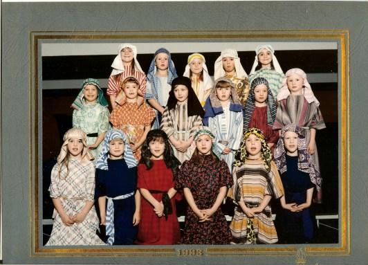 The Christmas Teatowel Gang 1993