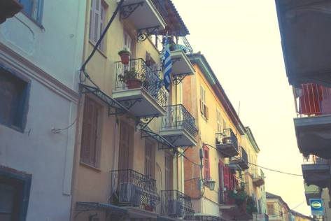 Nafplio Streets
